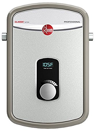 1. RTEX-13 240V Tankless Water Heater
