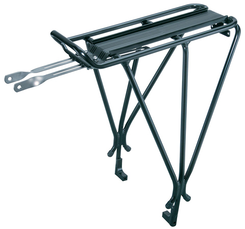 03. Topeak Explorer Bicycle Rack with Disc Brake Mounts - Bike Cargo Rack
