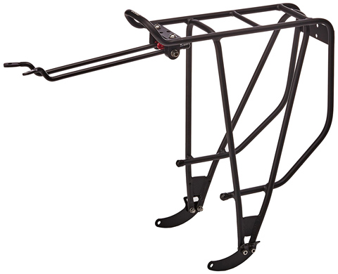 06. Axiom DLX Streamliner Disc Cycle Rack - Bike Cargo Rack