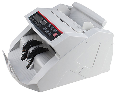 04. AGPTEK Bill Money Counter with Display/currency Cash Counter Bank Machine
