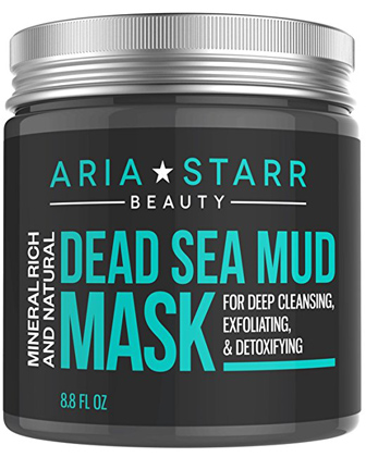 09. Aria Starr Beauty Natural Dead Sea Mud Mask