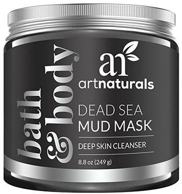 10. ArtNaturals Dead Sea Mud Mask for Face