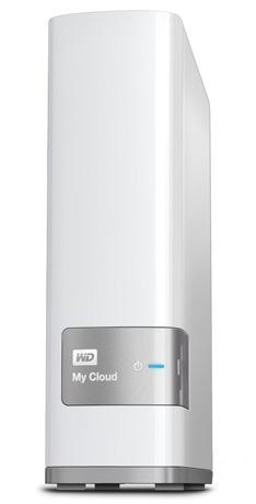 Western Digital WD 3TB My Cloud Personal Network Attached Storage