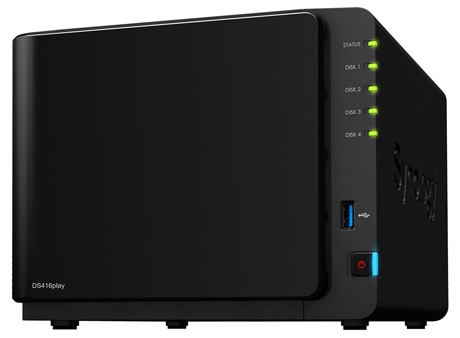 Synology DS416play NAS Diskstation
