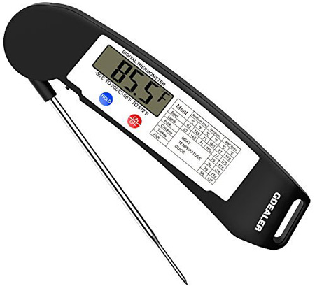GDEALER Digital Electronic Food Thermometer