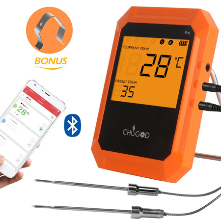 Uvistare Wireless Meat Thermometer