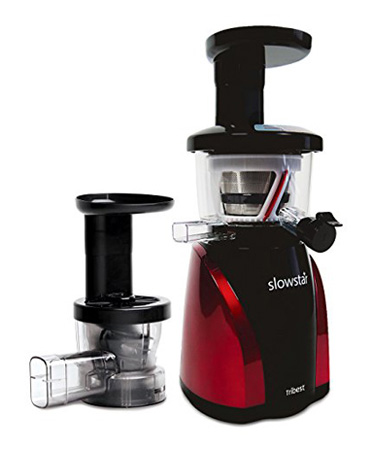 Tribest Slowstar Vertical Slow Juicer