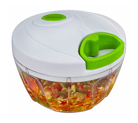 Brieftons Manual Food Chopper