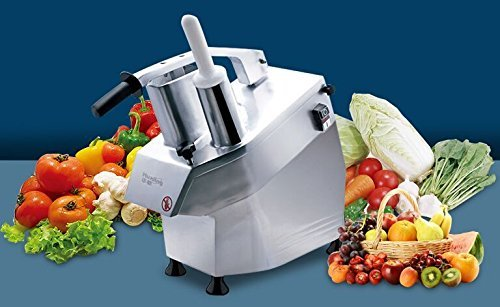 Heavy Duty Commercial Vegetable Cutter Grater Shredder Food Processor with CE & ETL