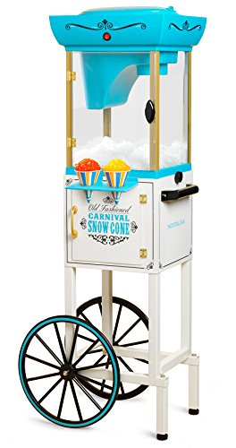 Nostalgia Snow Cone Cart