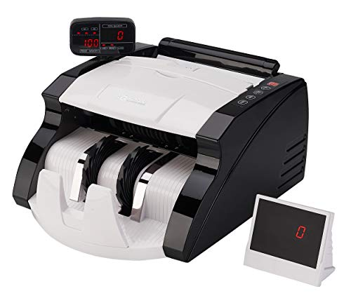 GStar Money Counter with Counterfeit Detection