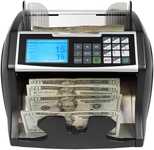 Royal Sovereign Variable Speed Money Counting Machine