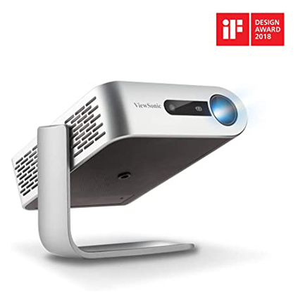 ViewSonic M1+ Portable Smart Wi-Fi Projector