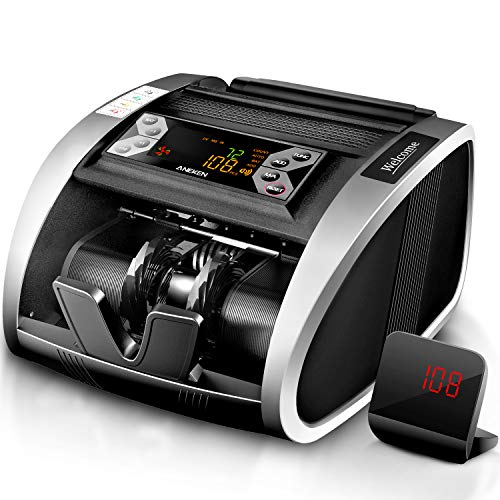 Aneken Money Counter with Counterfeit Detection